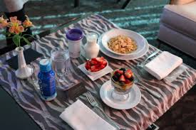 Mandalay Bay In Room Dining by Glorious Dining At Four Seasons Hotel Las Vegas La Jolla Mom