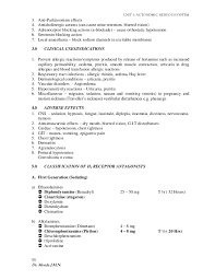 clinical pharmacology notes drugs acting on the autonomic nervous sys u2026