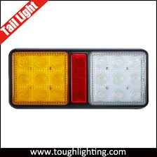 2 led trailer lights china e approved 8inch 2 pod combination led trailer lights china