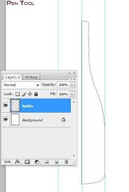 how to draw a wine bottle in photoshop photoshop tutorials