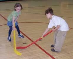 grade 8 tgfu floor hockey