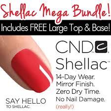 cnd led l problems stock cnd shellac mega color bundle