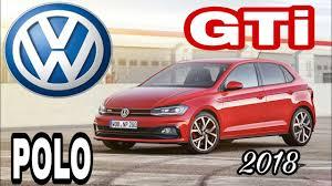 gti volkswagen 2018 nuevo volkswagen polo gti 2018 youtube