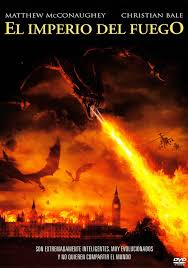 El imperio del fuego (Reign of Fire)