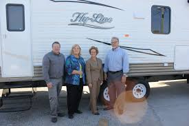Indiana travel manager images Indiana secretary of state visits h l enterprise rv business jpg