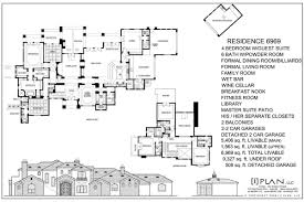 floor plans 5 001 sq ft to 7 500 sq ft