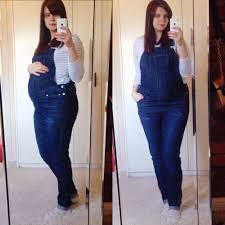 maternity dungarees maternity style second time not a frumpy