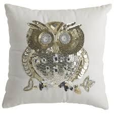 Peacock Pillow Pier One by Silver Beaded Pillow Pillow Decoration