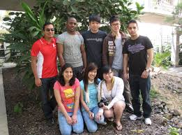 cquninews trading places international students try life in