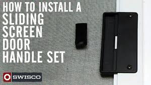 remove screen sliding door saudireiki