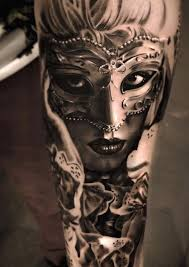 Most Creative Tattoo Ideas Best 25 Mask Tattoo Ideas On Pinterest Skull Face Tattoo