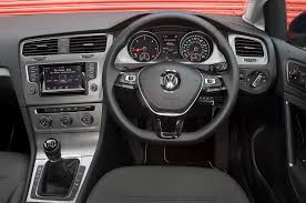 volkswagen inside volkswagen golf all years and modifications with reviews msrp