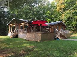 crane lake cottages for sale parry sound real estate