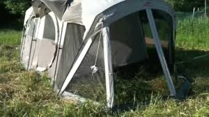 tour my coleman weathermaster 6 tent youtube