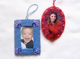 how to make crafty photo ornaments craftstylish