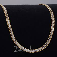 white necklace men images 3mm 4mm hammered braided wheat link womens mens chain unisex jpg