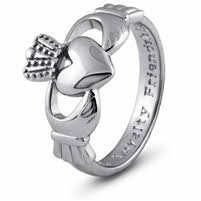clatter ring claddagh ring meaning claddaghring free shipping from usa