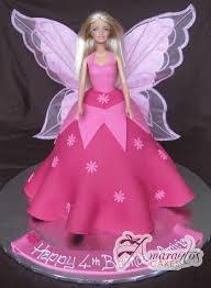 fairy barbie nc120 amarantos cakes