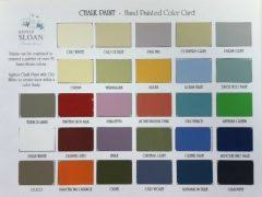 91 best chalk paint color palettes images on pinterest color