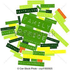 famille bureau mot famille bureau étiquettes résumé apparenté termes clip