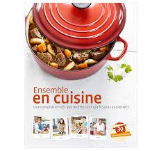 livres de cuisine colruyt