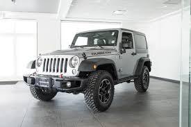 jeep rubicon white 2015 2015 jeep wrangler rubicon hard rock for sale in colorado springs