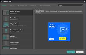work with html5 templates in ad builder u2013 sizmek help center
