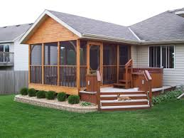 love the deck added on needs some paint on the porch porch