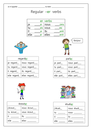 all worksheets er ir re verbs worksheets free printable
