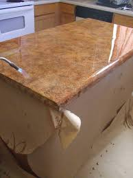 Painting Kitchen Countertops Faux Granite Countertop Paint Lowe U0027s U2014 Smith Design Simple