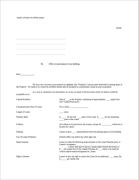 end of lease letter to landlord template how to negotiate the best office lease for your startup sample letter of intent for office lease