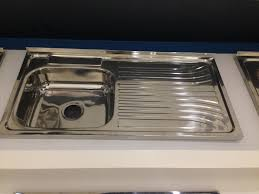 Top Mount Kitchen Sinks Qatar Bathroom Portable Sink Topmount Stainless Steel Kitchen Sink
