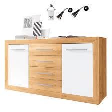 Schlafzimmer Kommode Taupe Kommode Fernando Buche Nachbildung Weiß Ca 167 X 88 X 46 Cm