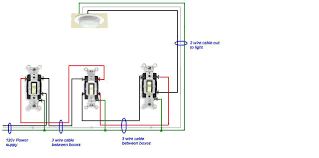 wiring diagram for a 3 way switch to single light 4 and agnitum me