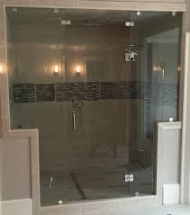 Frameless Steam Shower Doors Shower Steam Showers Frameless Shower Doors Glass For