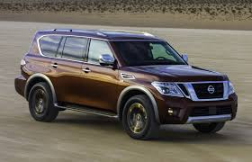 nissan armada platinum interior 2017 nissan armada is north america u0027s patrol or the infiniti