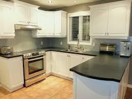 dosseret cuisine poignée meuble cuisine luxe inspirant idées dosseret de cuisine avec
