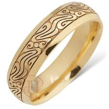 Celtic Wedding Rings by Celtic Wedding Ring 17 Adorna