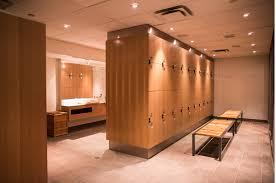 bathroom 2017 interior gorgeous locker room brown wooden locker