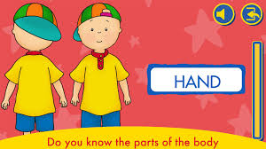caillou tap tap tales
