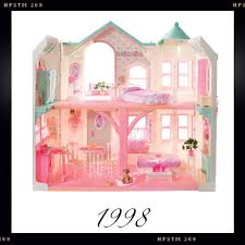 home design barbie doll dream house 1960 stone landscape