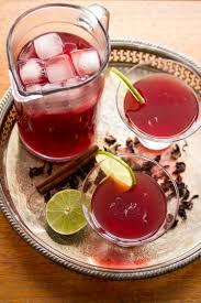 blueberry margarita hibiscus margaritas crumb a food blog