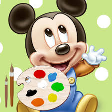 color kids disney colouring android apps google play