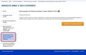 demonstrativo imposto de renda 2015 do banco do brasil declaração quitação anual de débitos financiamento habitacional