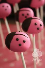 ladybug cake pops ladybug cake pops these creative summer cake pops are