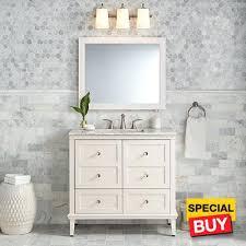 Xylem Vanities Vanities Xylem Manhattan 24 Contemporary Bathroom Vanity White