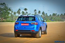 jeep india compass jeep compass india launch to take place on july 31 2017 motoroids