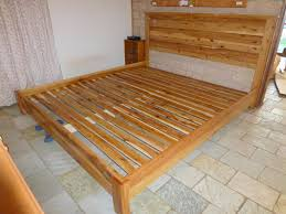 How To Make A Queen Size Platform Bed Frame by Diy King Size Bed Frame Plan For You Modern King Beds Design