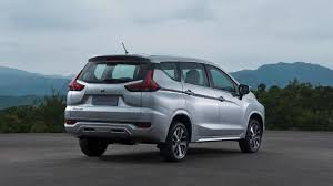 mitsubishi expander seat mitsubishi reveals xpander name for new mpv more details added