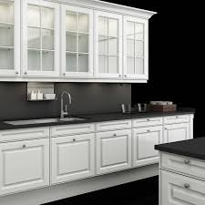 high cabinets kitchen